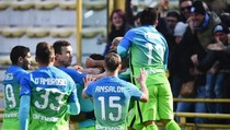 Gol Tunggal Gabigol Bikin Inter Menang di Markas Bologna