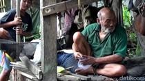 Seorang Kakek di Tulungagung Dipasung Selama 44 Tahun