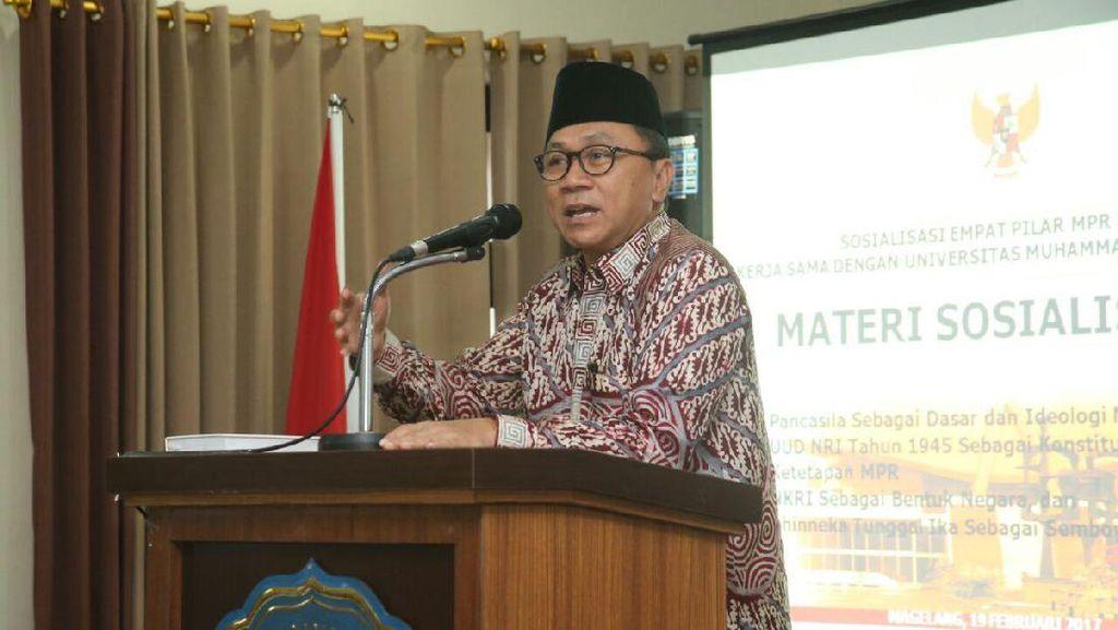 Ketua MPR: Muhammadiyah Sudah Melaksanakan Pancasila