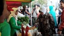 Risma Bercita-cita Membangun Pasar Hasil Pertanian Organik