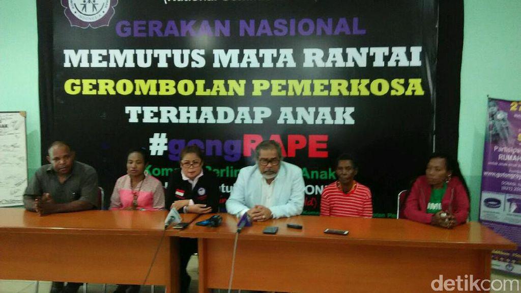Anak Papua Korban Kekerasan di Jaktim Ditemukan dengan Keluarga