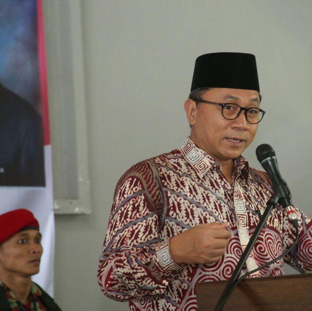 Soal Hak Pilih Warga, Ketua MPR: Jangan Tukar Suara dengan Sembako