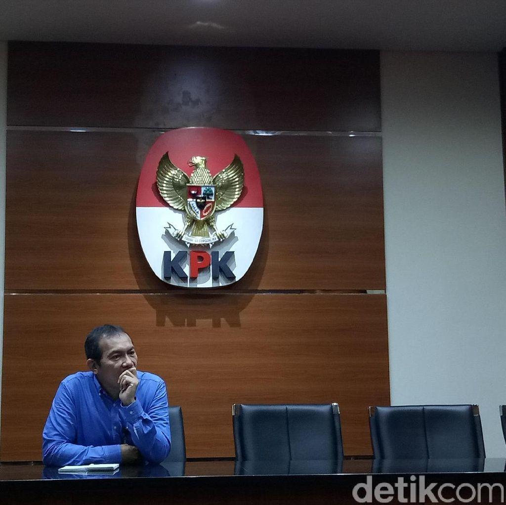Pansus Angket Diperpanjang, KPK: di Komisi III Sudah Cukup