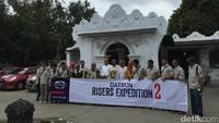 Melihat Leluhur Mobil di Keraton Kasepuhan Cirebon