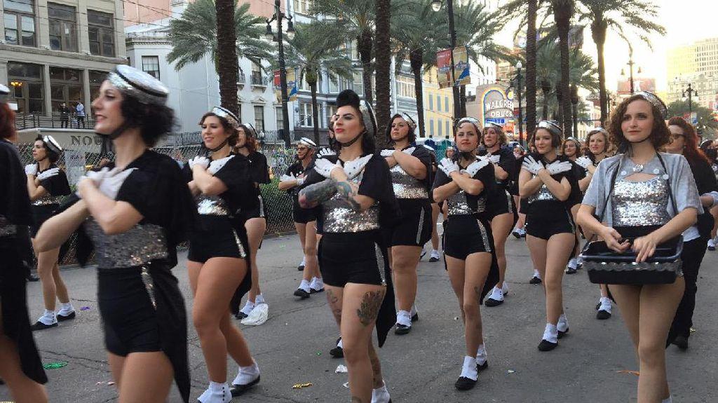 Mabuk Sampai Bugil, Festival di Amerika Ini Khusus Orang Dewasa