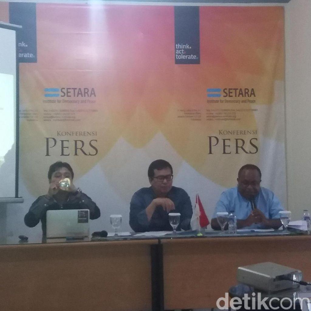 Setara dan Tokoh Papua Ingin Berdialog dengan Pemerintah Soal HAM