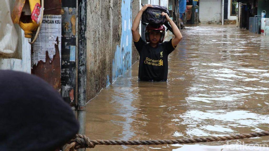 Banjir Rendam Cipinang Melayu