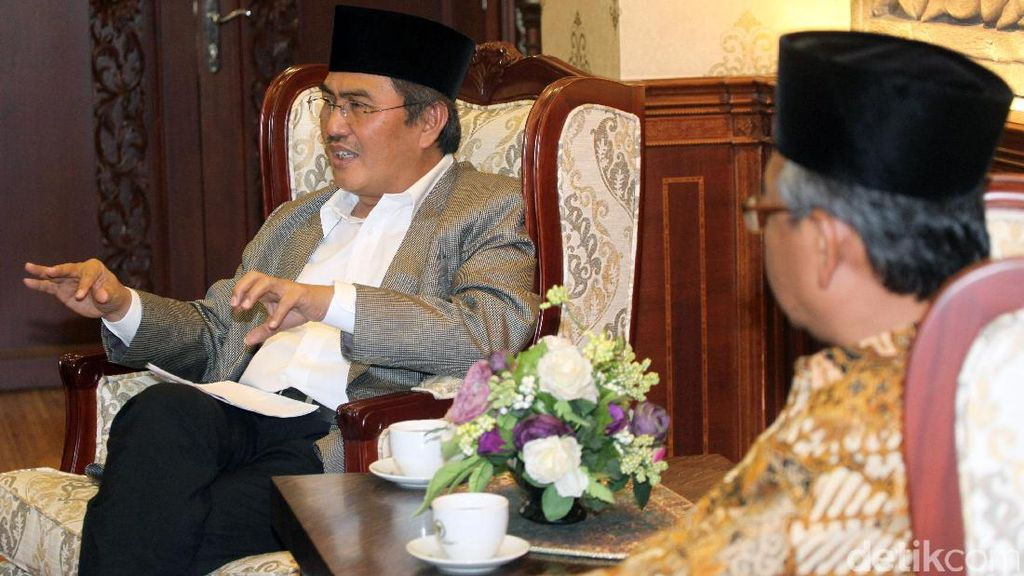 Jimly Asshiddiqie Bertemu Ketua DPD