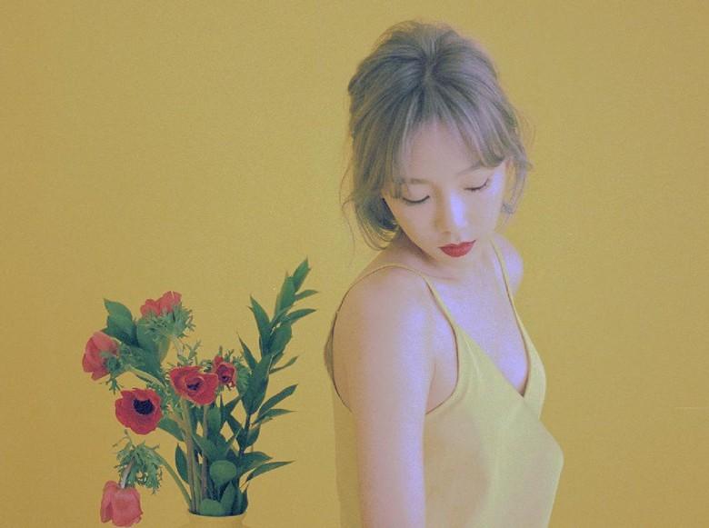 Taeyeon SNSD Ingin Berduet dengan Minzy Eks 2NE1