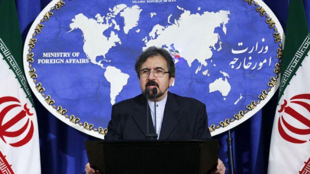 Israel dan Arab Saudi Dituduh Bersekutu Hancurkan Iran