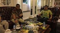 Begini Suasana Pertemuan Hasto Kristiyanto dan Cak Imin