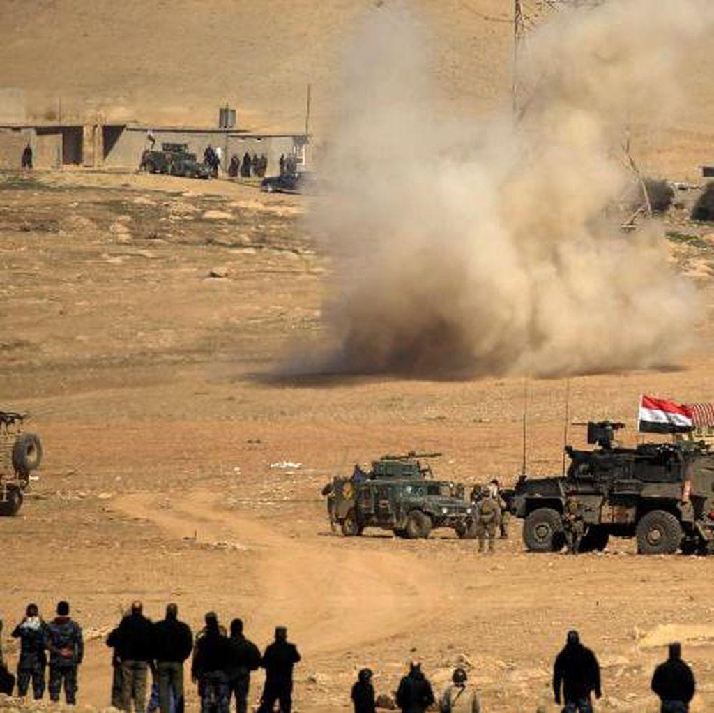 Irak Luncurkan Serangan ke Benteng Terakhir ISIS di Mosul