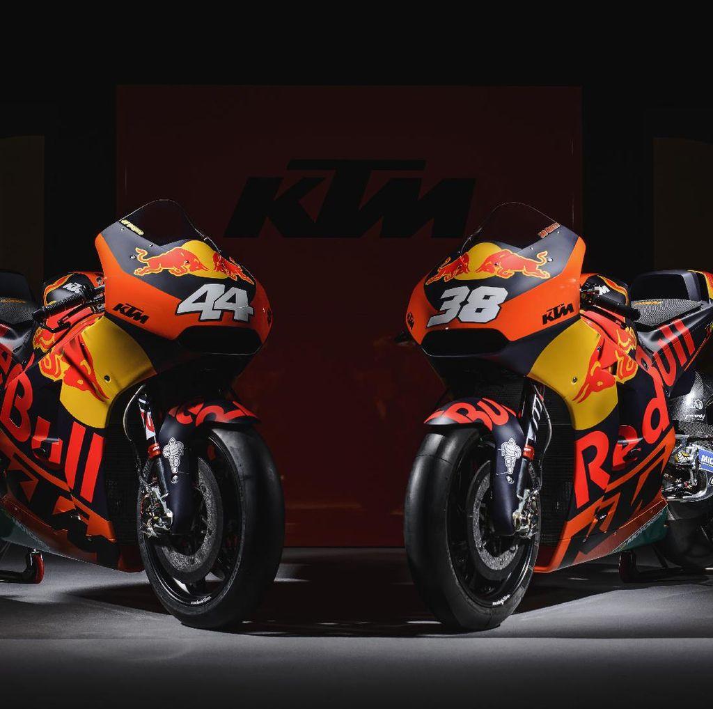 Ini Dia Motor Andalan KTM di MotoGP 2017