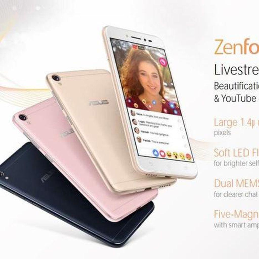 Zenfone 3 Go Jadi Penantang Nokia 3
