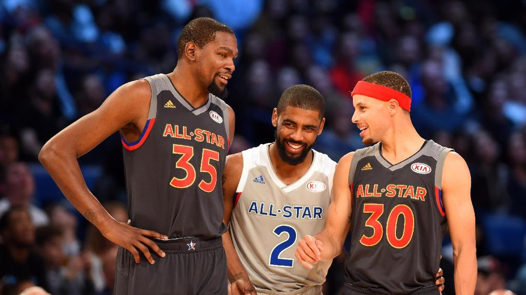 Komentar Para Bintang NBA Usai Laga All-Star