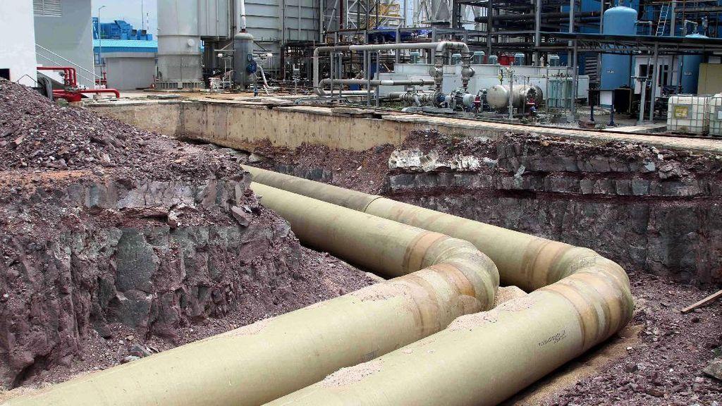3 Ladang Gas Raksasa Terbengkalai, RI Bakal Bergantung Pada Impor