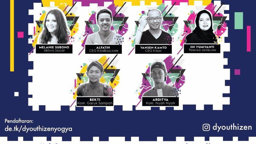 d'Youthizen: Saatnya Anak Muda Kota Jogja Beraksi