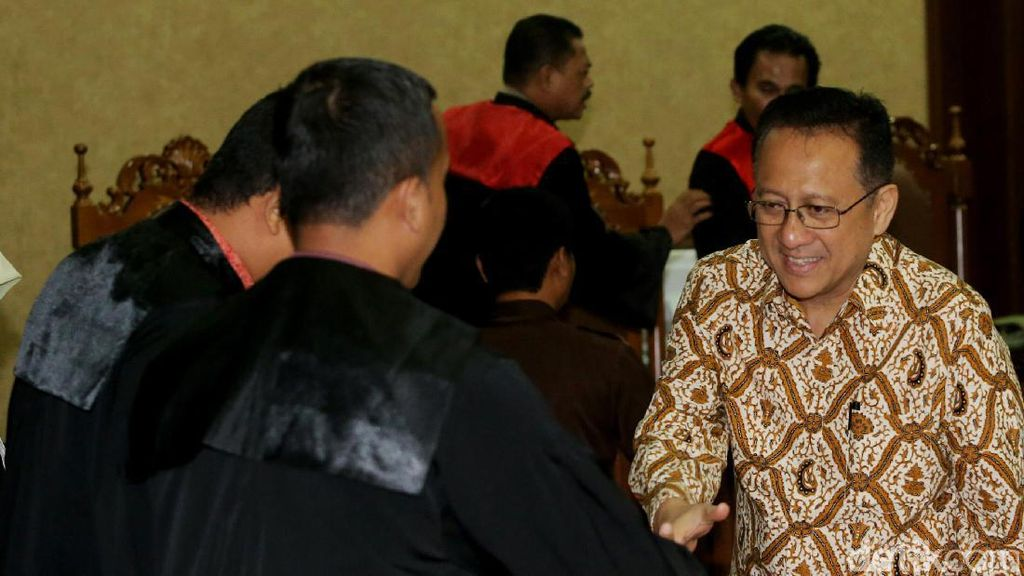 Irman Gusman Tak Banding Divonis 4,5 Tahun, KPK: Segera Dieksekusi