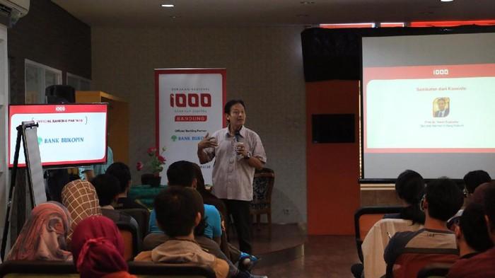 Workshop Gerakan Nasional 1.000StartupDigital di Bandung