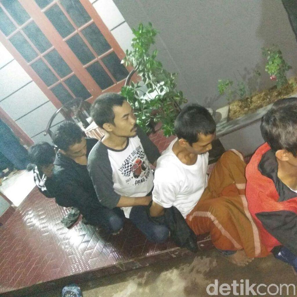 Penampakan Bos Pandawa Group Salman Nuryanto Saat Ditangkap Polisi