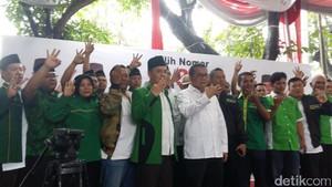 DPC PPP se-DKI Deklarasi Dukungan untuk Anies-Sandiaga