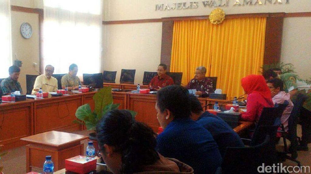 9 Orang Daftar Calon Rektor UGM, 5 di Antaranya Profesor