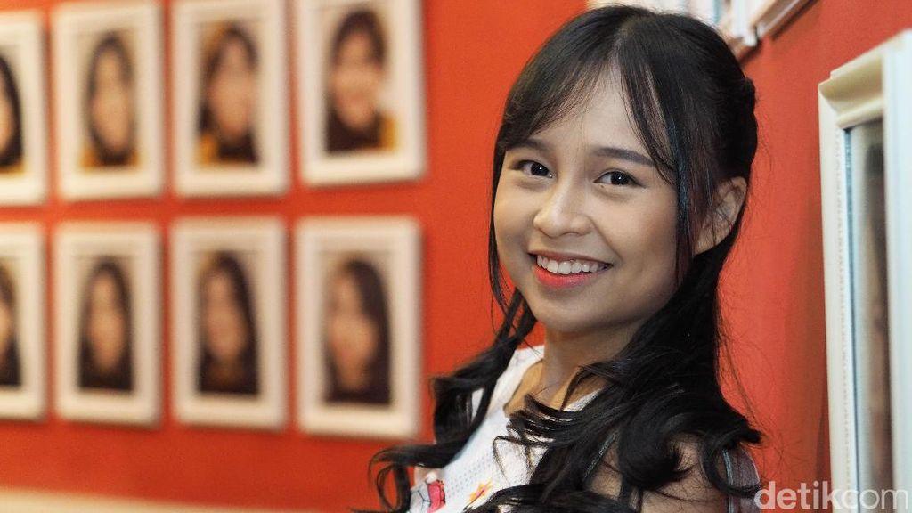 Lisa JKT48 Punya Mimpi Kuliah ke Luar Negeri
