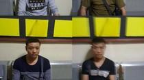 Empat TKA China Diamankan Polisi di Bogor