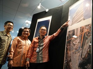 Pembangunan Menara Astra Masuki Tahap Akhir