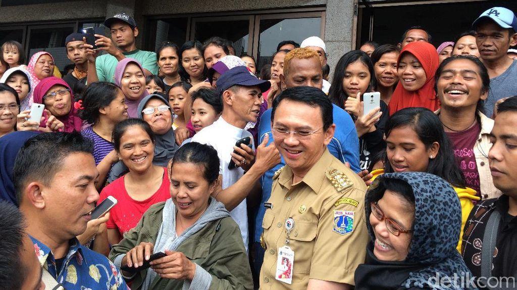 Ahok: Warga Jakarta Harap Waspada Titik-titik Banjir