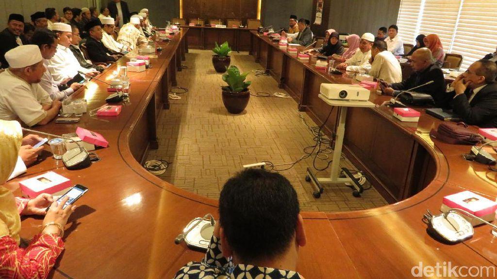Di Aksi 212, FUI Akan Temui Komisi III DPR dan Tuntut 3 Hal