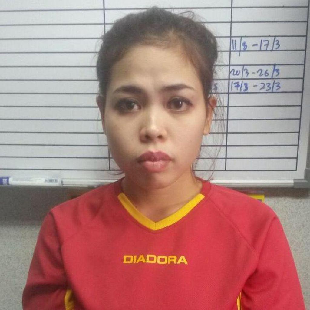 Siti Aisyah Mengira Zat VX Berbahaya yang Dibawanya Baby Oil