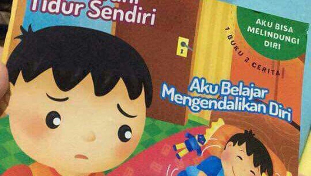Penerbit Buku Anak Berkonten Masturbasi Dituntut Minta Maaf
