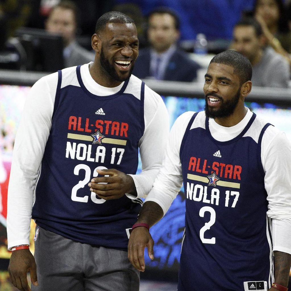 Para Bintang yang Siap Bertarung di NBA All-Star
