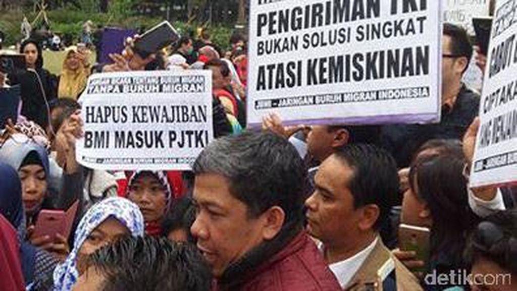 TKI Hong Kong Minta Dilibatkan dalam Pembuatan UU soal Buruh Migran