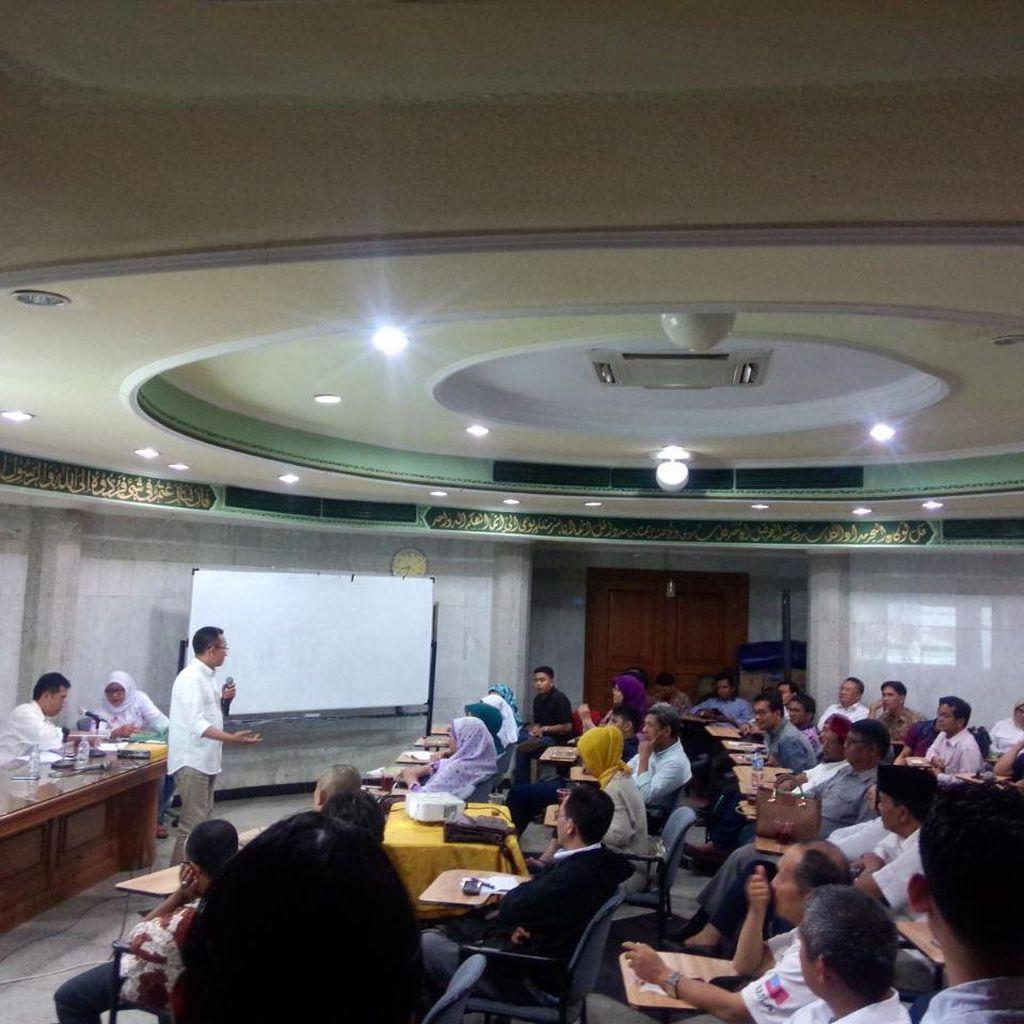 Alumni HMI Pendukung Anies-Sandi Bidik Suara di Basis Pro-Ahok