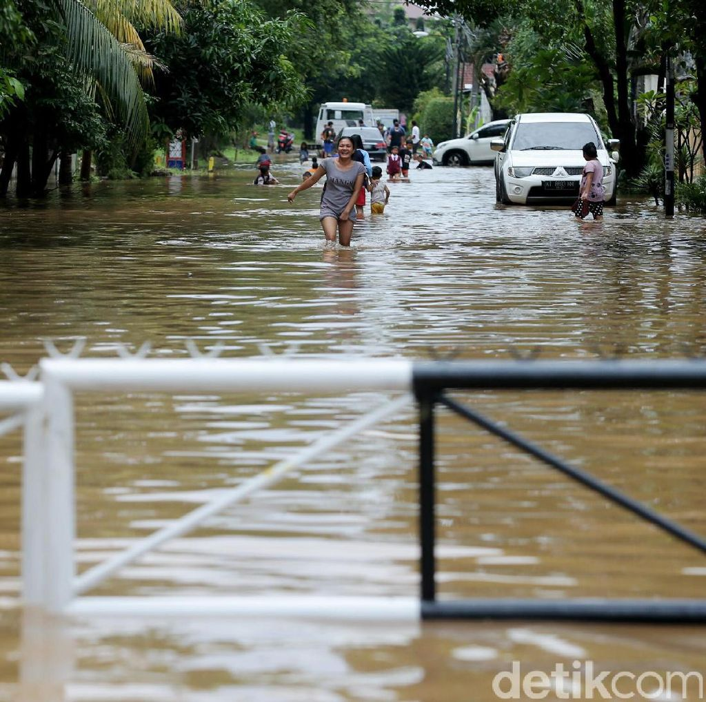 Banjir di Bandung Barat, Sejumlah Warga Mengungsi