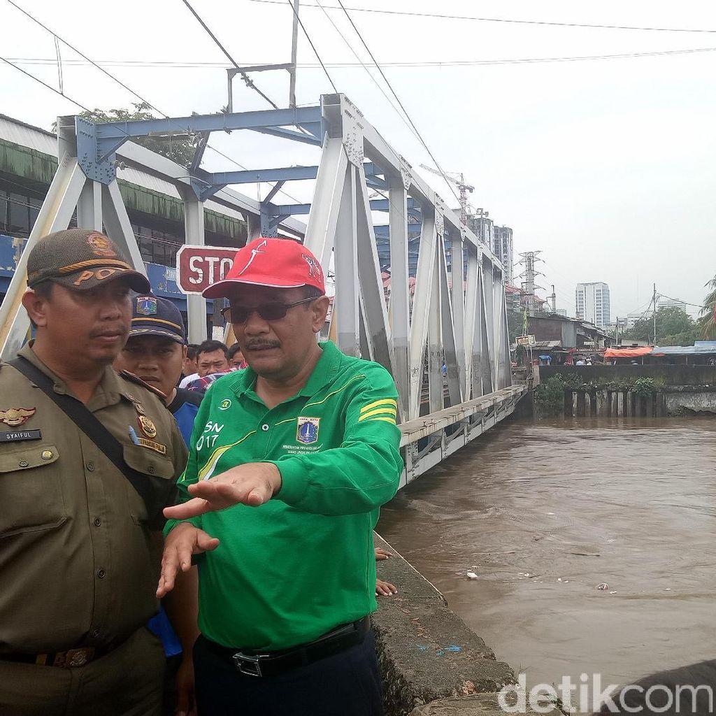 Banjir Jakarta Masih Terjadi, Djarot: Ini Siklus Lima Tahunan