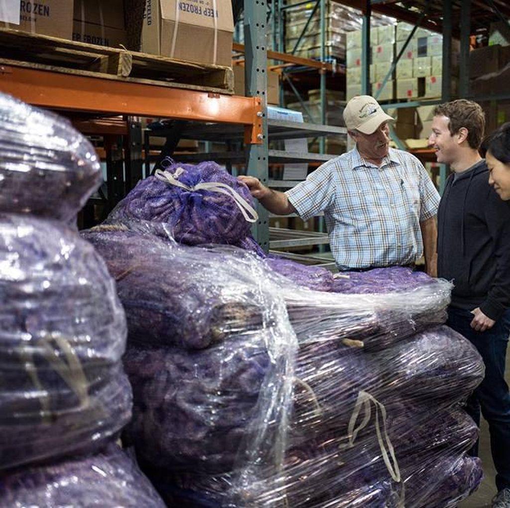Mulai Keliling Amerika, Zuckerberg Berambisi Jadi Capres?