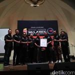 TOP 1 Jalin Kerjasama dengan McLaren Club Indonesia
