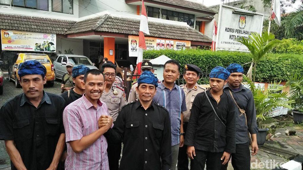 Ke KPUD Tangerang, Warga Baduy: Tak Boleh Ada Kecurangan di Pilgub