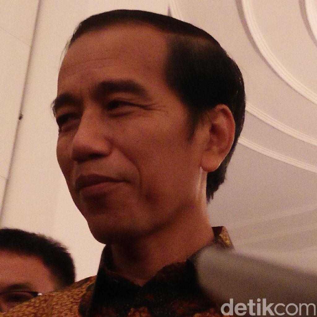 Jokowi: Kalau Layani Investor Masih Pakai Amplop, Sulit RI Bersaing