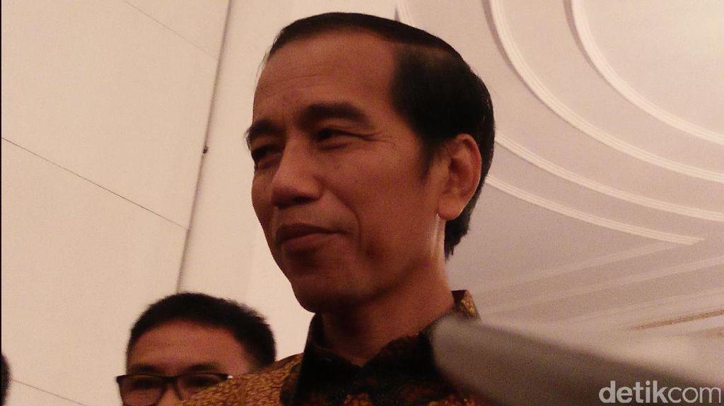 Jokowi Akan Cabut Izin Tanah yang Nganggur