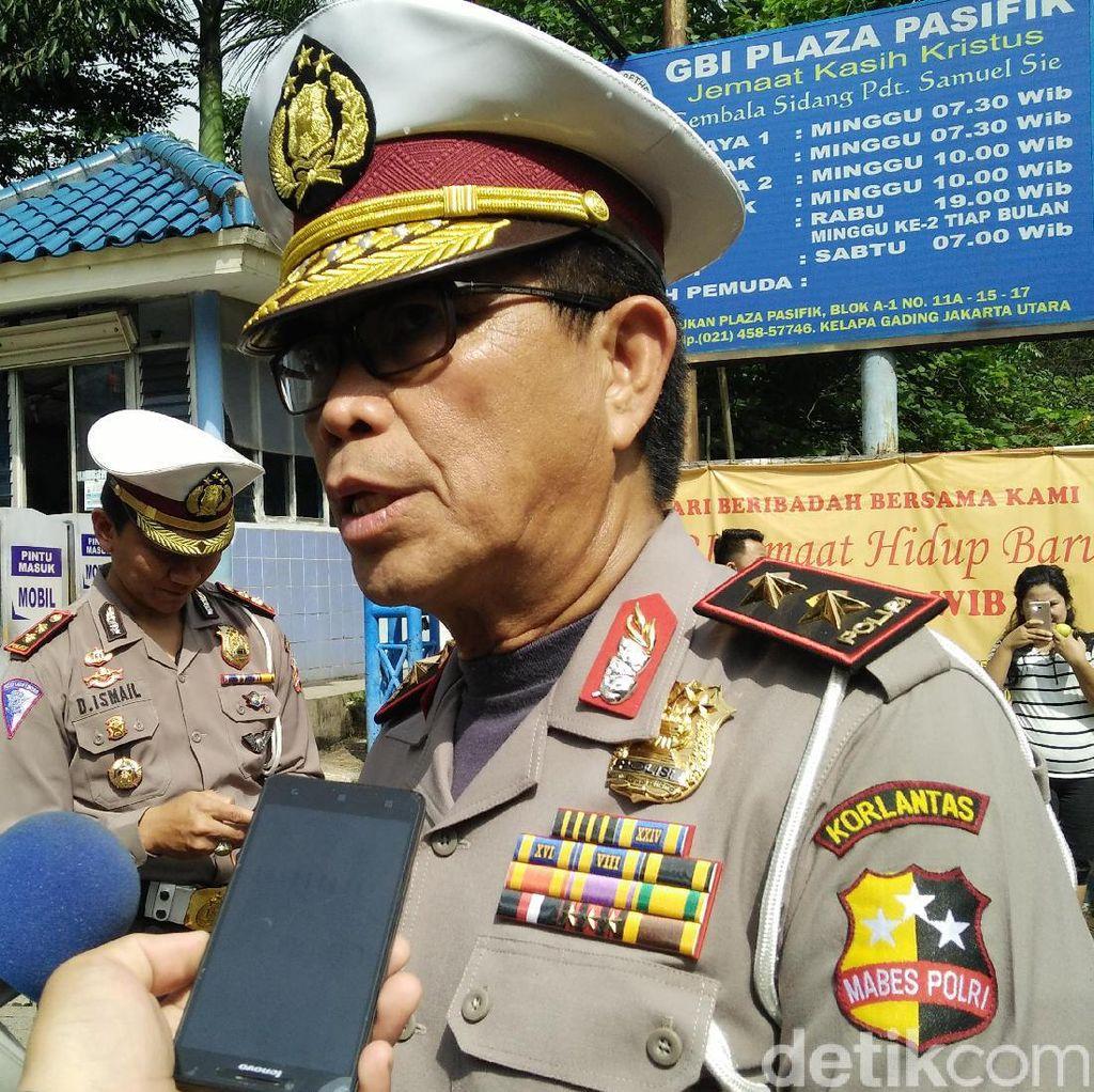 Pantau Jalur Selatan Jawa, Kakorlantas Soroti Jalan Berlubang