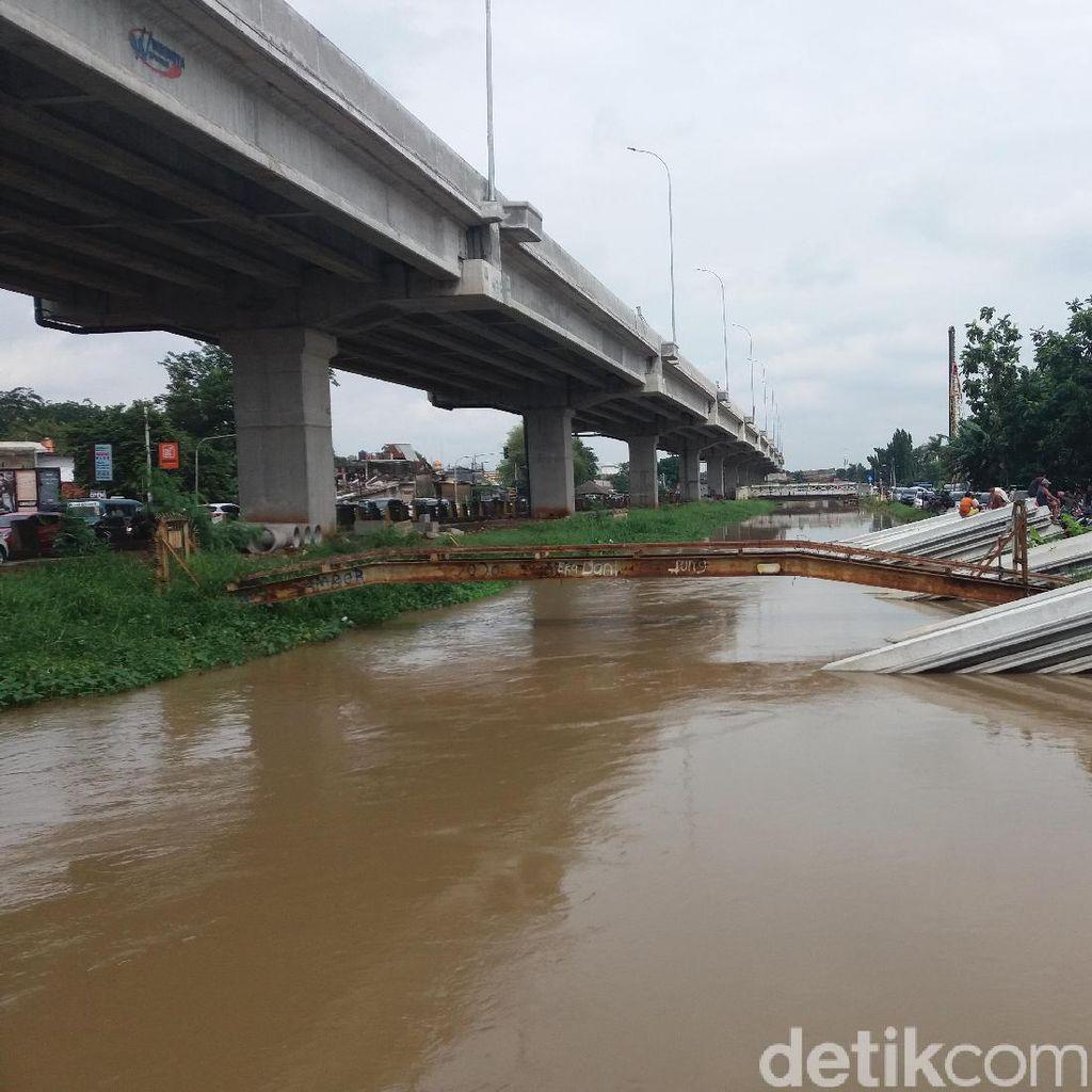 Luapan Kalimalang Jadi Penyebab Banjir 3 Titik di Jaktim