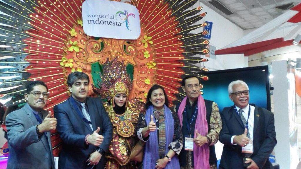 Kementerian Pariwisata Terus Jaring Turis India