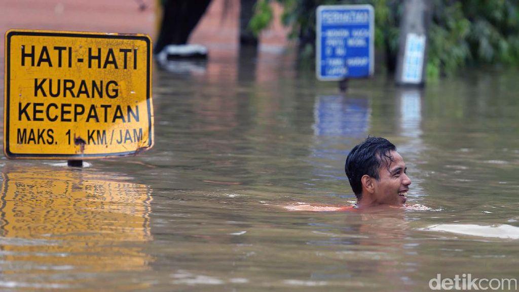 Data Banjir di Sejumlah Wilayah Indonesia di Awal 2017
