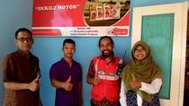 Bengkel Motor Anak Muda di Cilacap, Wi-Fi Gratis dan Jadi Basecamp