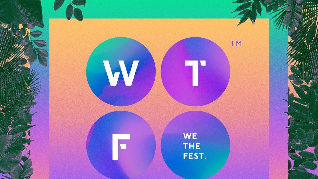 4 Musisi Mancanegara Akan Tampil di We The Fest 2017