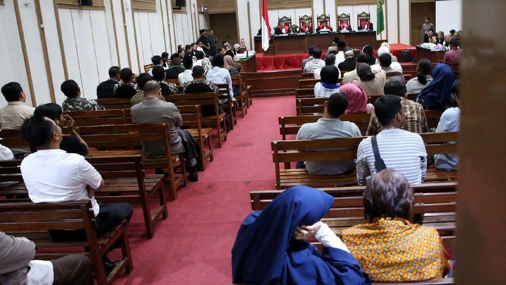 Di Sidang Ahok, Habib Rizieq: Al-Maidah Dijadikan Alat Kebohongan